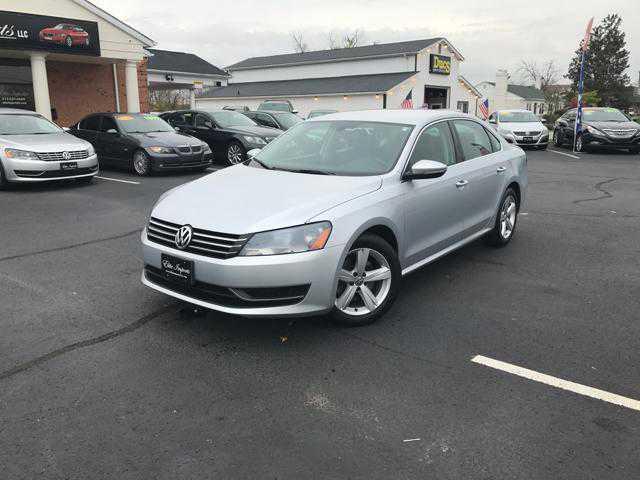 Volkswagen Passat 2012 $7995.00 incacar.com