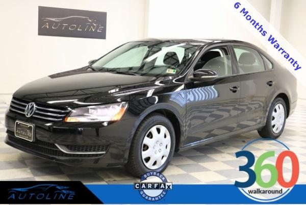 Volkswagen Passat 2012 $5684.00 incacar.com