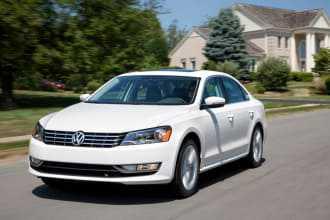 Volkswagen Passat 2013 $12175.00 incacar.com