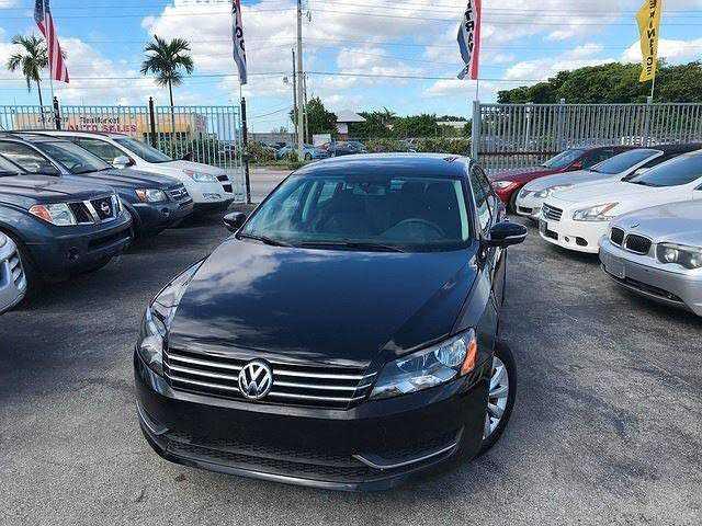 Volkswagen Passat 2013 $4887.00 incacar.com