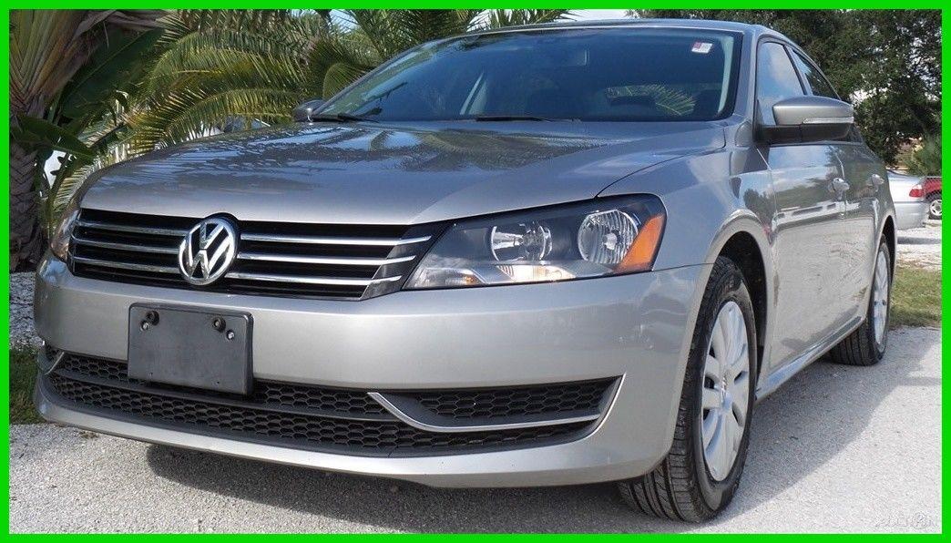 Volkswagen Passat 2013 $7128.00 incacar.com