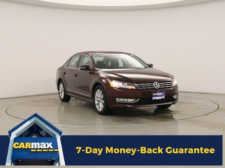 Volkswagen Passat 2013 $16998.00 incacar.com