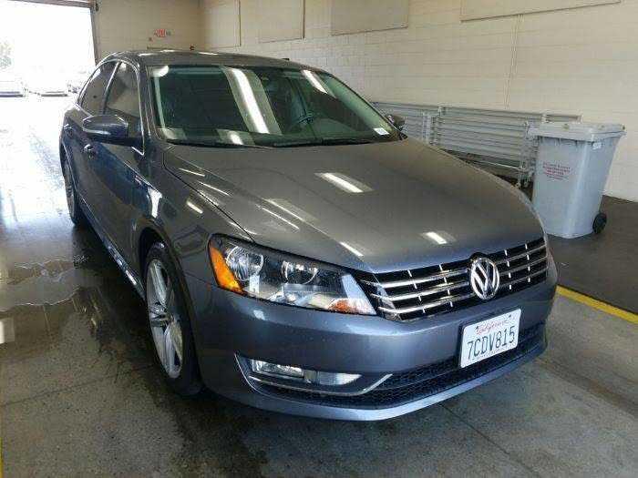 Volkswagen Passat 2013 $10997.00 incacar.com
