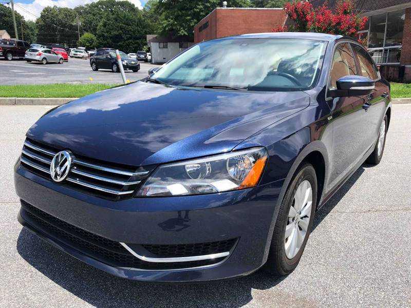 Volkswagen Passat 2014 $650.00 incacar.com