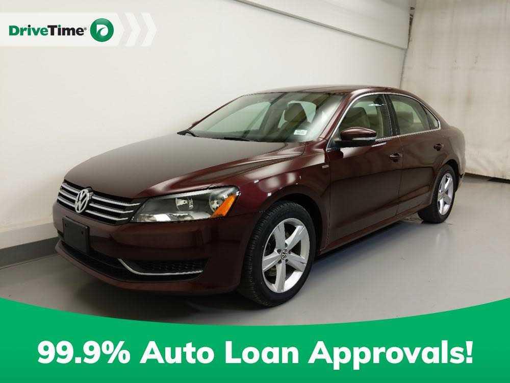 Volkswagen Passat 2014 $11595.00 incacar.com