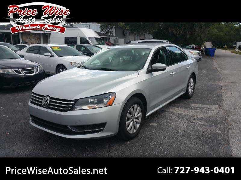 Volkswagen Passat 2014 $5795.00 incacar.com