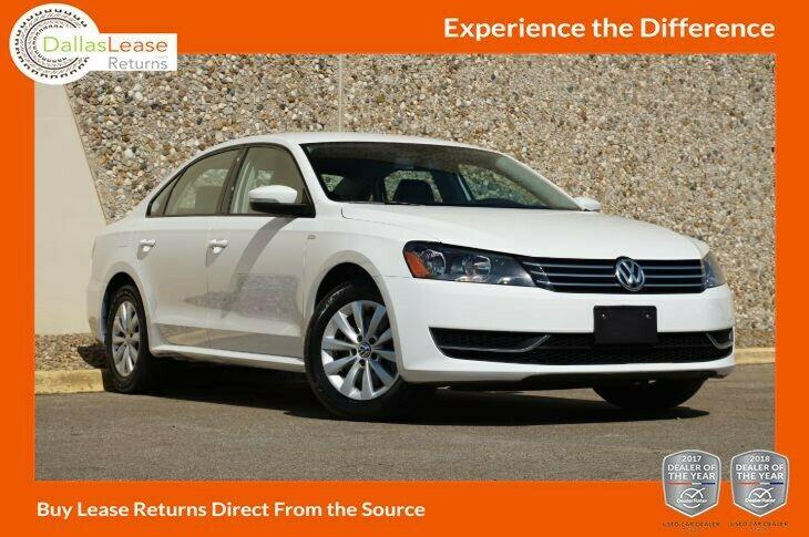 Volkswagen Passat 2014 $11222.00 incacar.com