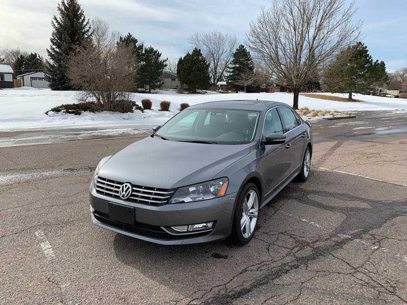 Volkswagen Passat 2015 $15600.00 incacar.com