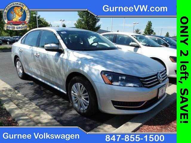 Volkswagen Passat 2015 $16248.00 incacar.com
