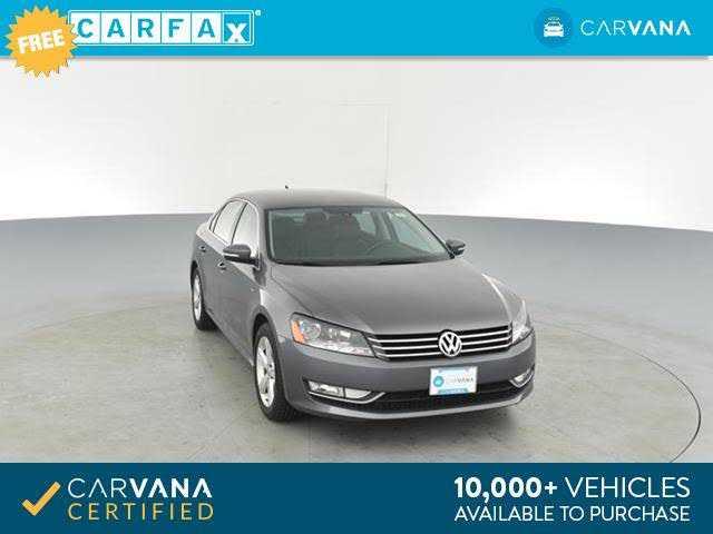 Volkswagen Passat 2015 $13700.00 incacar.com