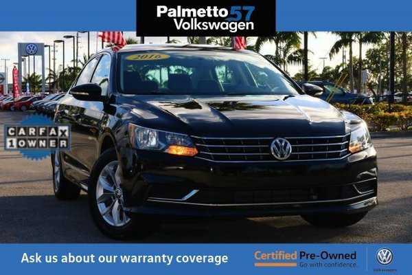 Volkswagen Passat 2016 $10601.00 incacar.com