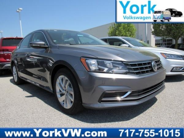 Volkswagen Passat 2018 $27465.00 incacar.com
