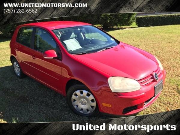 Volkswagen Rabbit 2007 $3700.00 incacar.com