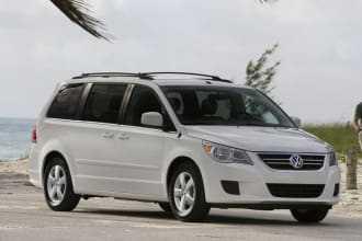 Volkswagen Routan 2009 $7500.00 incacar.com