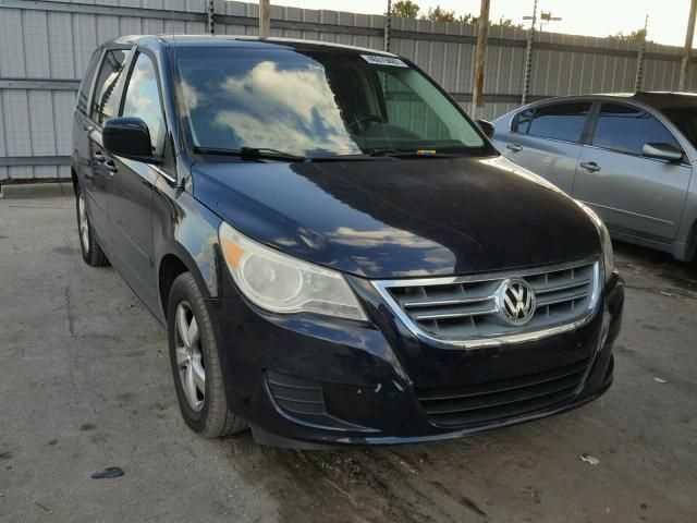 Volkswagen Routan 2010 $5229.00 incacar.com