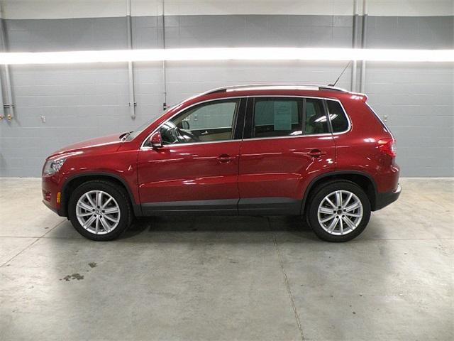Volkswagen Tiguan 2009 $13390.00 incacar.com