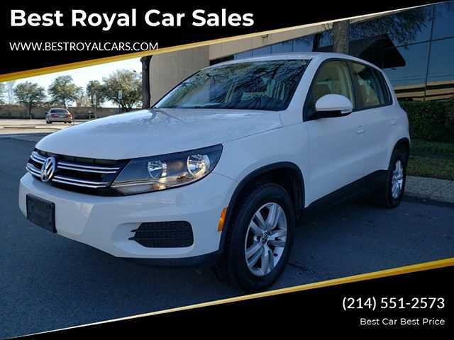 Volkswagen Tiguan 2013 $9990.00 incacar.com