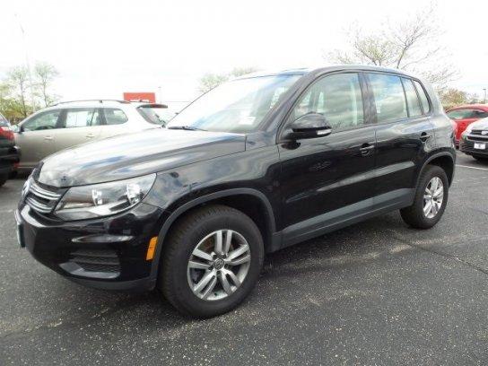 Volkswagen Tiguan 2014 $15674.00 incacar.com