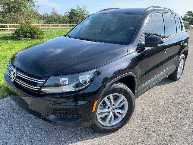 Volkswagen Tiguan 2015 $6990.00 incacar.com