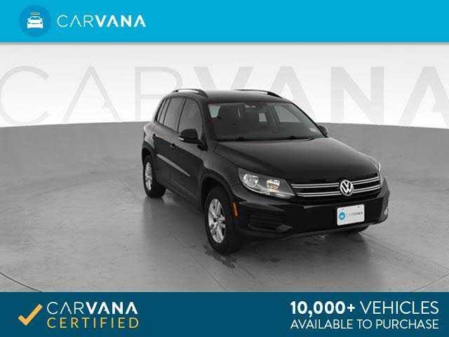 Volkswagen Tiguan 2016 $15200.00 incacar.com