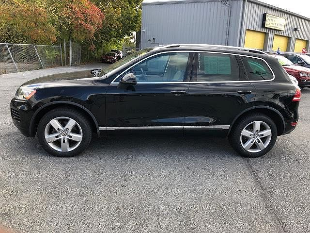 used Volkswagen Touareg 2012 vin: WVGEK9BP2CD008561