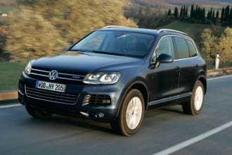 Volkswagen Touareg 2012 $17999.00 incacar.com