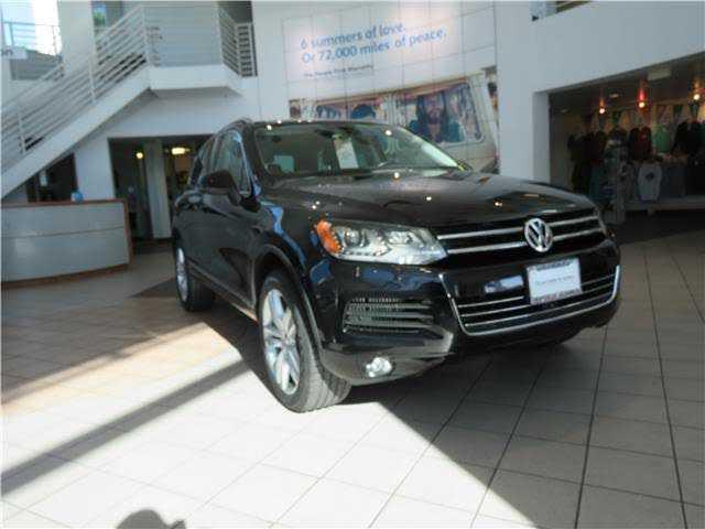 Volkswagen Touareg 2014 $28588.00 incacar.com
