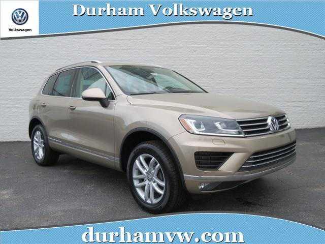 Volkswagen Touareg 2016 $51800.00 incacar.com