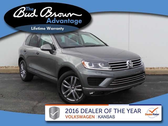 Volkswagen Touareg 2016 $38688.00 incacar.com