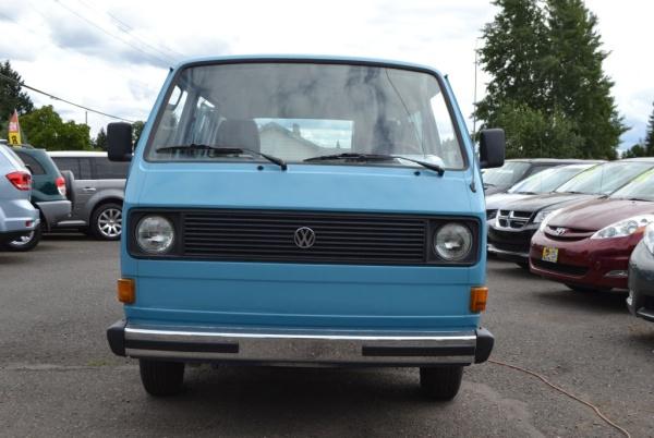 Volkswagen Vanagon 1982 $11989.00 incacar.com