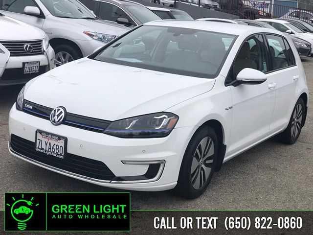 Volkswagen E-Golf 2015 $12970.00 incacar.com