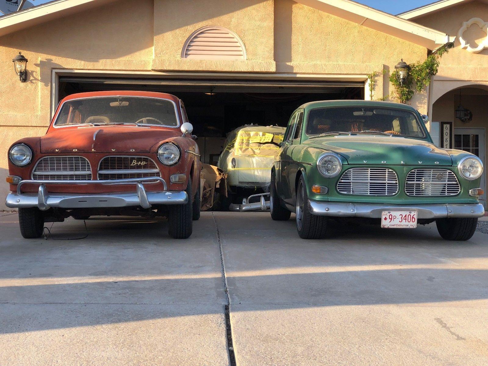 Volvo 122 1965 $1200.00 incacar.com