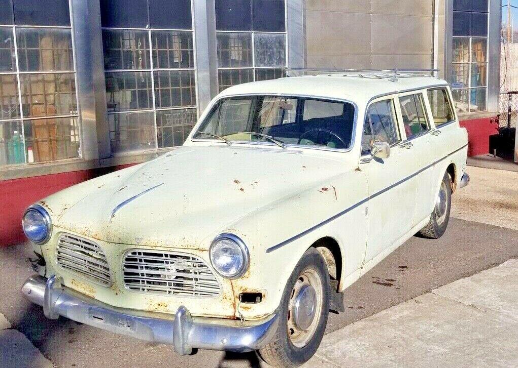 Volvo 122S 1967 $3399.96 incacar.com