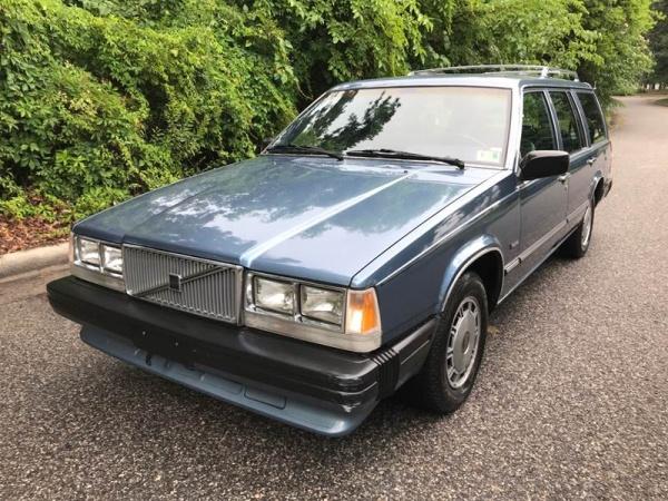 Volvo 740 1986 $6990.00 incacar.com
