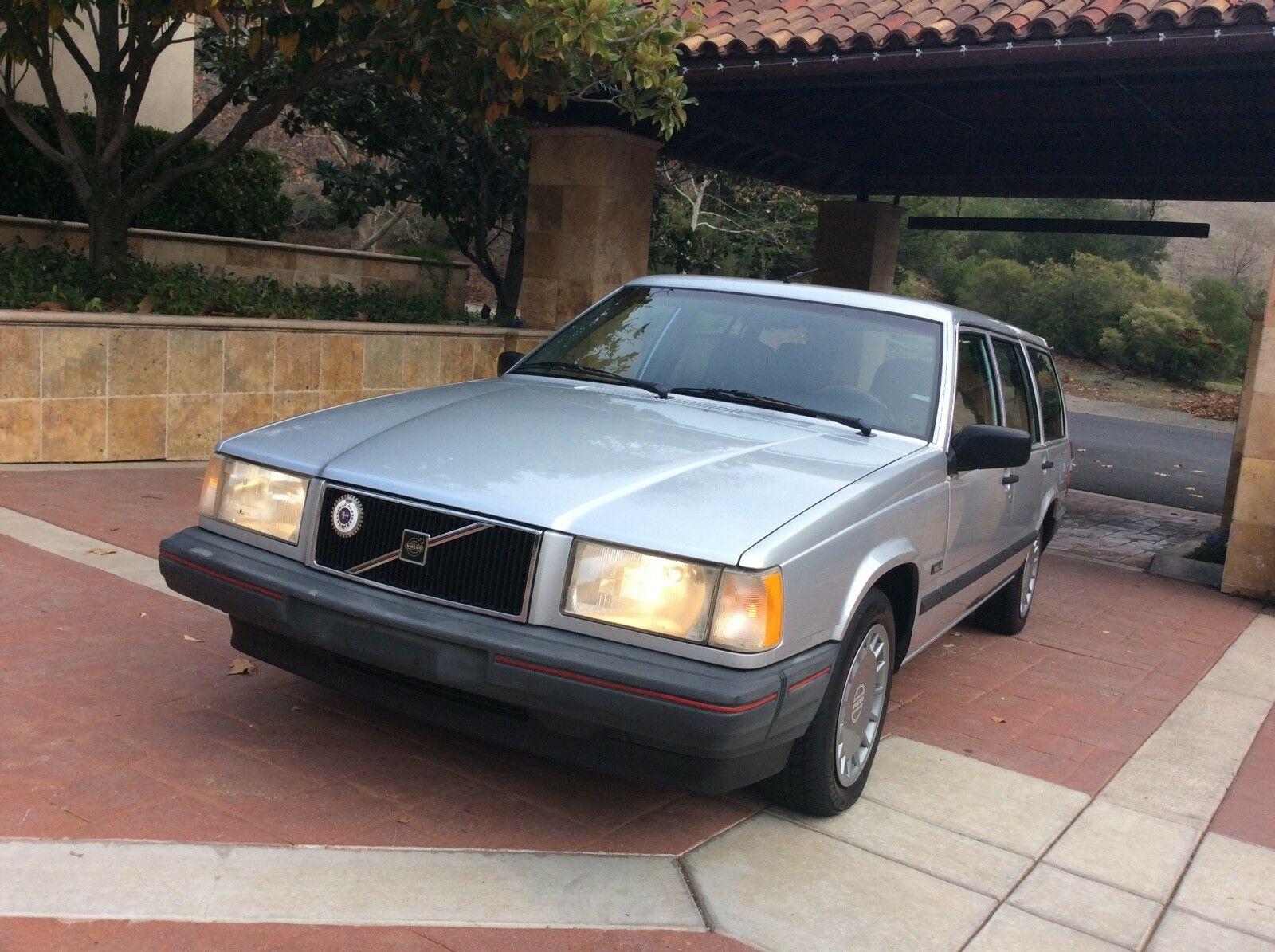 Volvo 740 1990 $2200.00 incacar.com