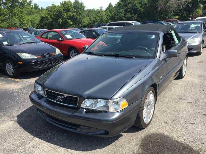 Volvo C70 2004 $3595.00 incacar.com