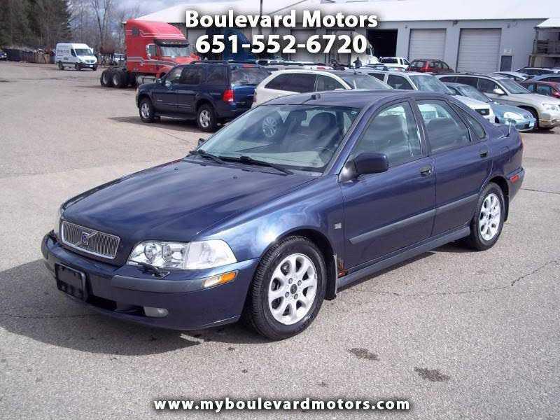 Volvo S40 2001 $1895.00 incacar.com