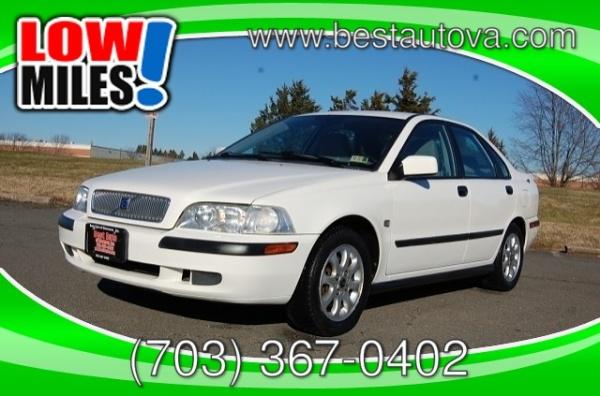 Volvo S40 2001 $3199.00 incacar.com