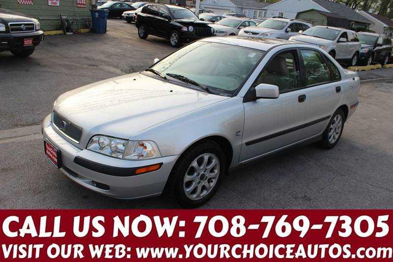 Volvo S40 2001 $2500.00 incacar.com