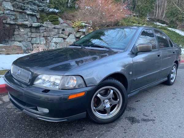 Volvo S40 2001 $1588.00 incacar.com