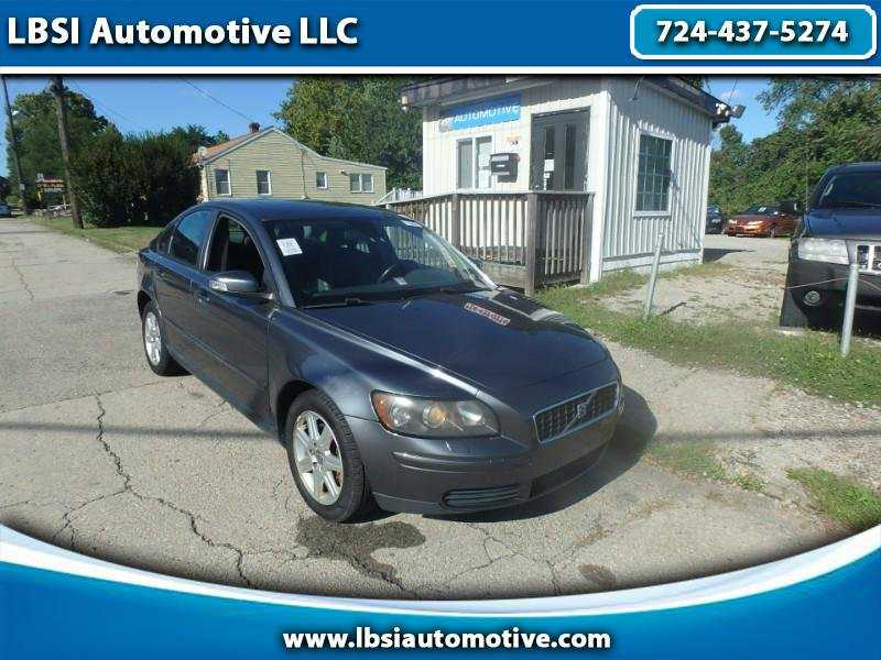 used Volvo S40 2007 vin: YV1MS382372295543
