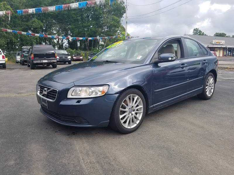 used Volvo S40 2011 vin: YV1672MS0B2533416