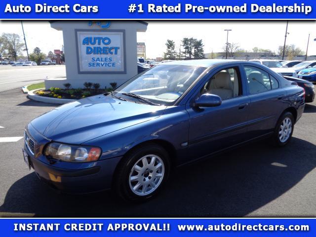Volvo S60 2001 $3995.00 incacar.com