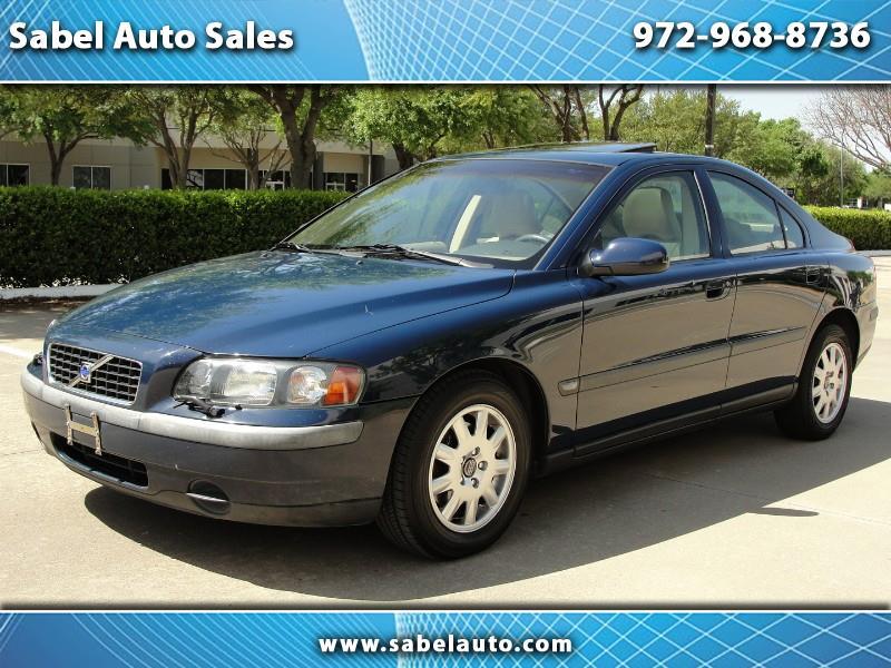 Volvo S60 2002 $3300.00 incacar.com