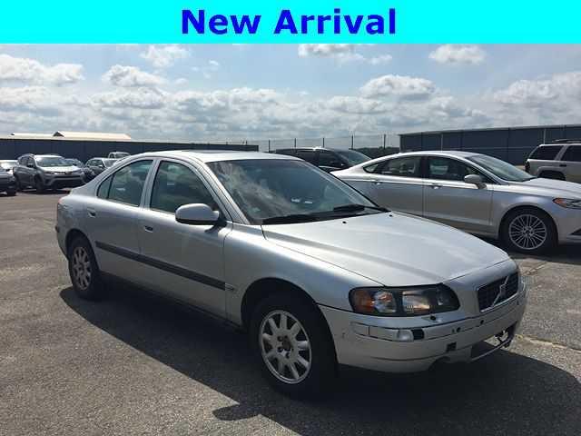 Volvo S60 2002 $1182.00 incacar.com