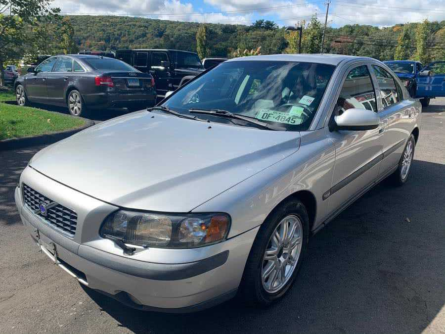 used Volvo S60 2003 vin: YV1RS61T632282029