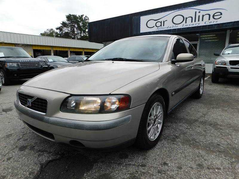 used Volvo S60 2004 vin: YV1RS61T942408255