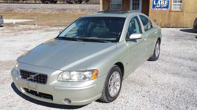 Volvo S60 2005 $3455.00 incacar.com