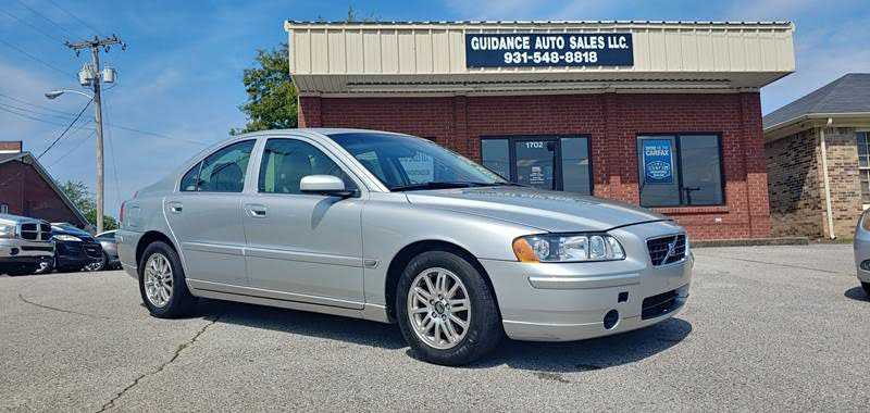used Volvo S60 2005 vin: YV1RS612052463217