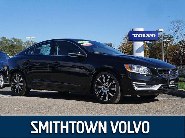 used Volvo S60 2017 vin: LYV402TKXHB145796